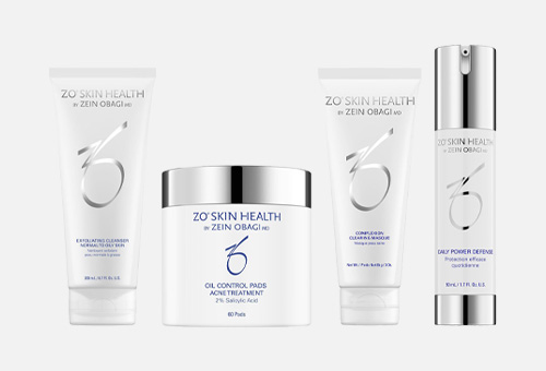 Condition Acne Basics Zo Skin Health Package