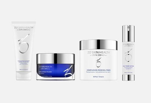 Men Zo Skin Health Package