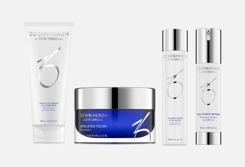 Sensitive Rosacea Zo Skin Health Package